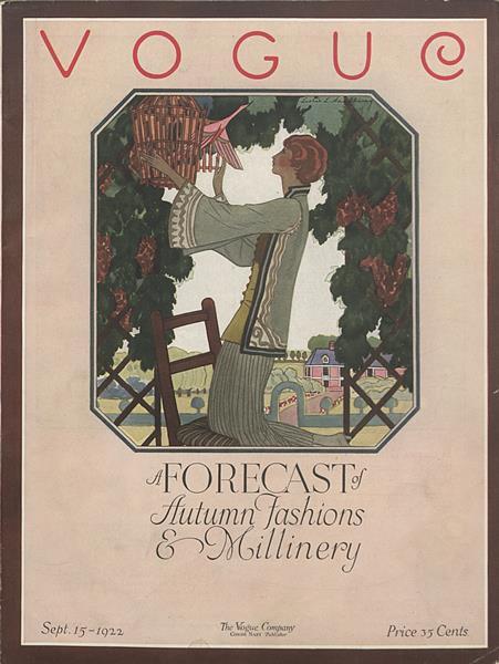 Issue: - September 15 1922 | Vogue