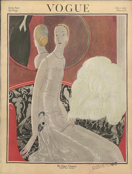 Issue: - October 1 1922 | Vogue