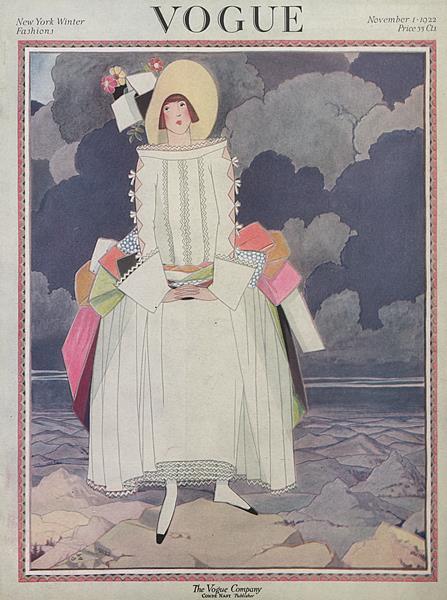 Issue: - November 1 1922 | Vogue