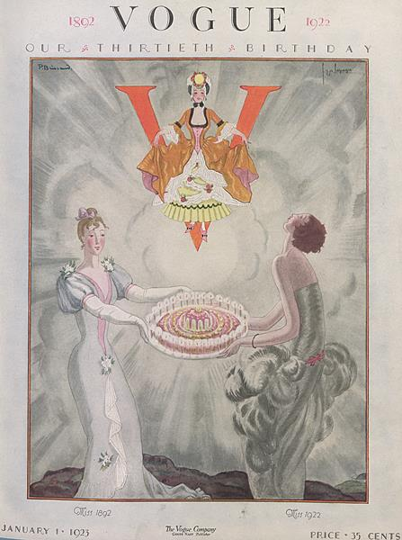 Issue: - January 1 1923 | Vogue