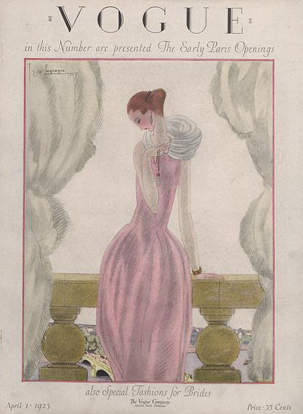 Issue: - April 1 1923 | Vogue