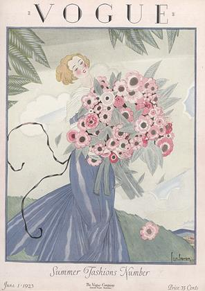 Cover for the June 1 1923 issue