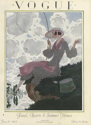 Cover for the June 15 1923 issue