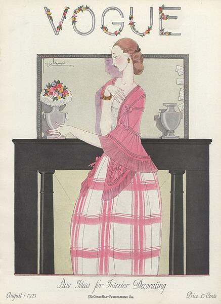 Issue: - August 1 1923 | Vogue
