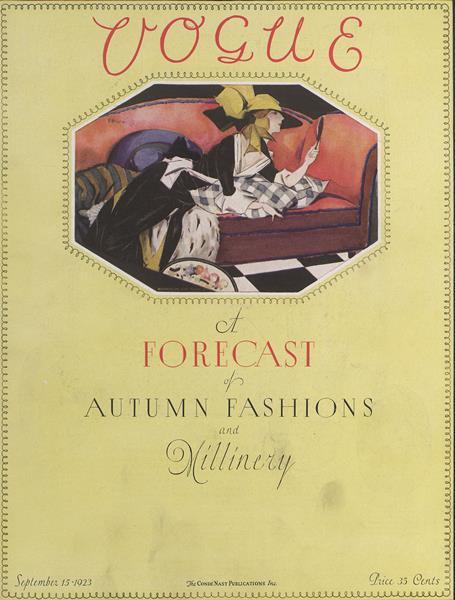 Issue: - September 15 1923 | Vogue