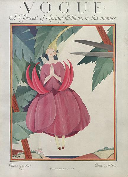 Issue: - February 15 1924 | Vogue