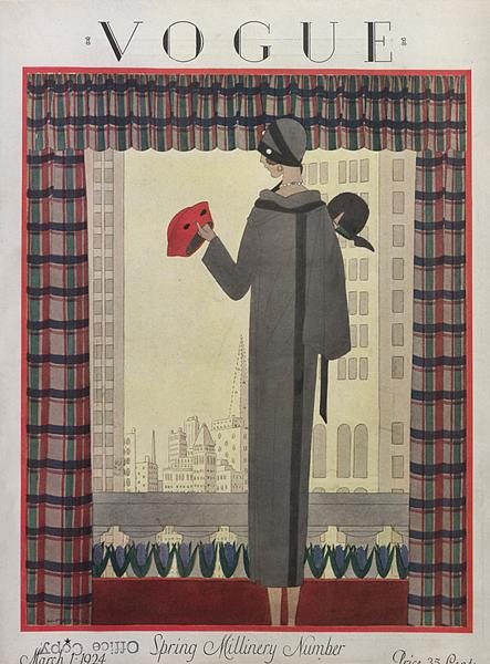 Issue: - March 1 1924   Vogue