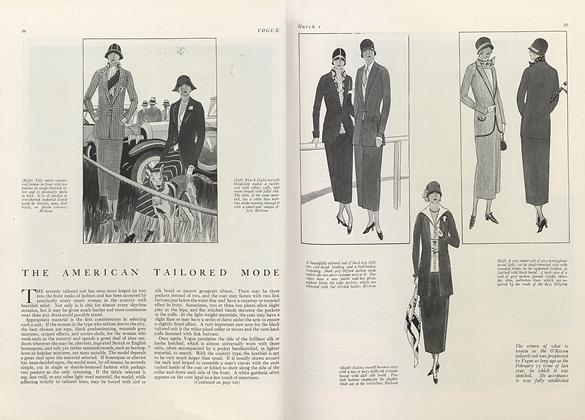 The American Tailored Mode