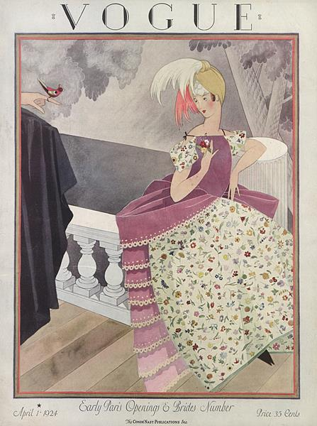 Issue: - April 1 1924 | Vogue