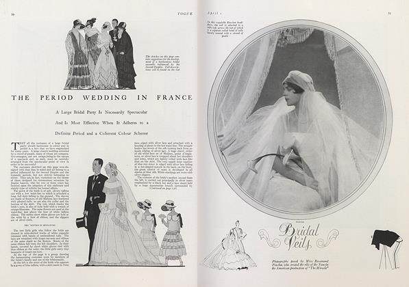 The Period Wedding in France