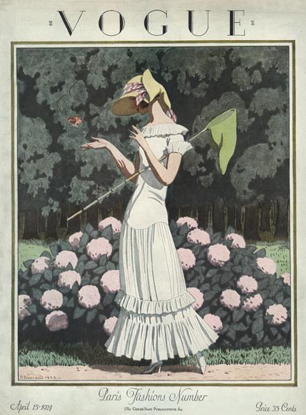 Issue: - April 15 1924   Vogue