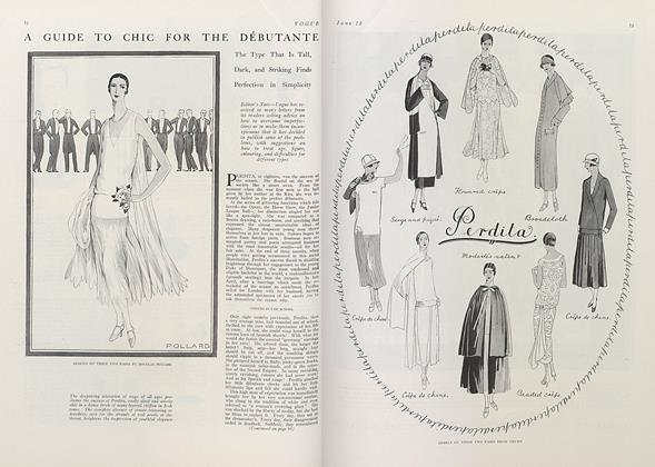 A Guide to Chic for the Debutante