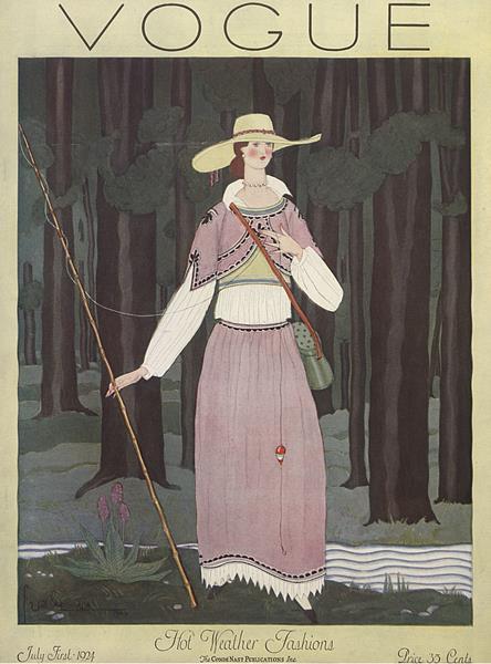 Issue: - July 1 1924 | Vogue