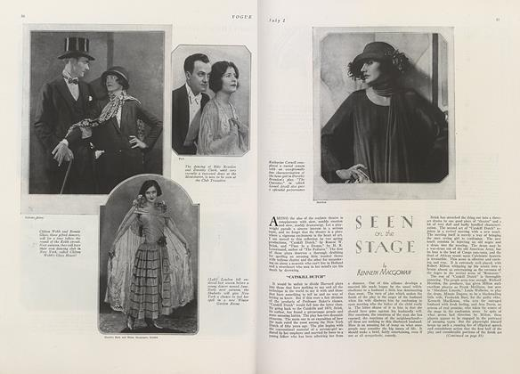 Article Preview: , July 1 1924 | Vogue
