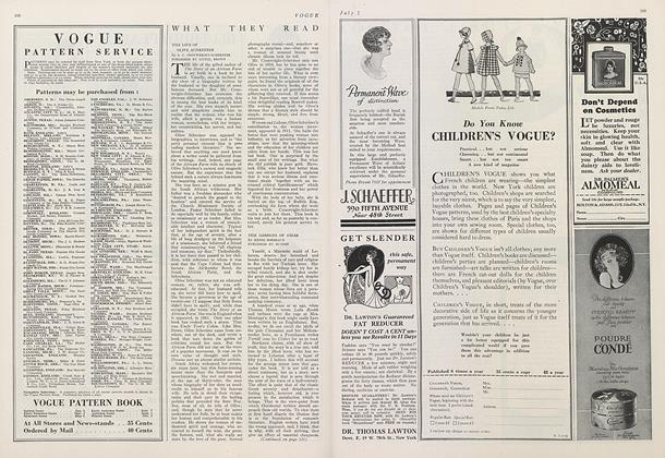 Article Preview: , July 1 1924   Vogue
