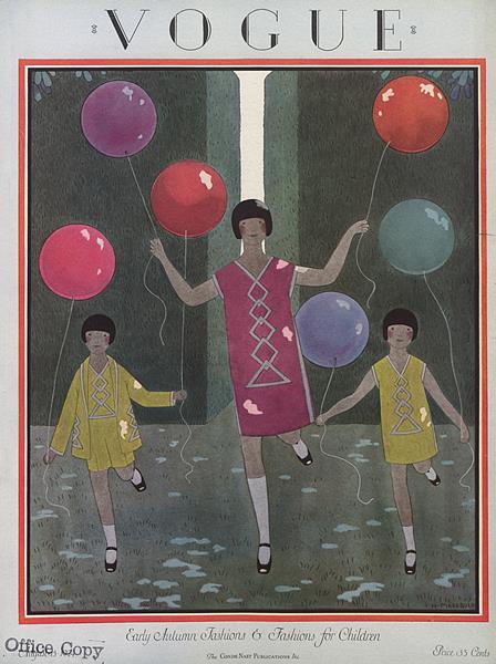 Issue: - August 15 1924 | Vogue