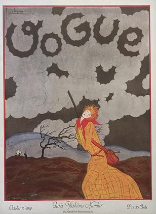 Cover for the October 15 1924 issue