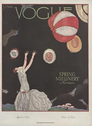 Cover for the March 1 1925 issue