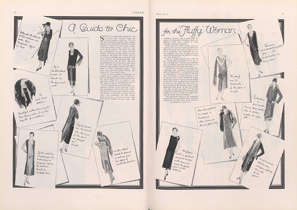 """A Guide to Chic for the """"Fluffy"""" Woman"""