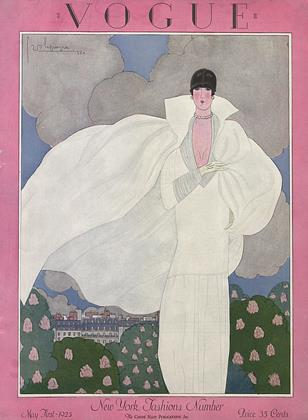 Cover for the May 1 1925 issue