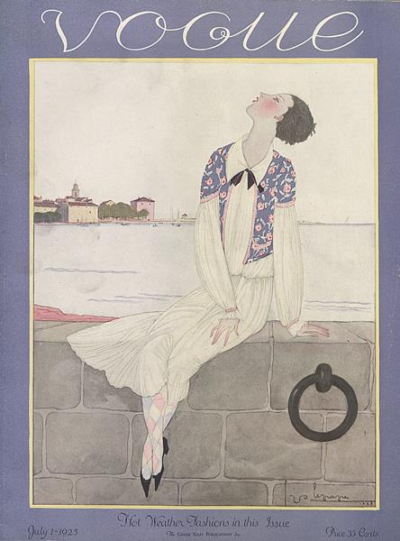 Issue: - July 1 1925 | Vogue
