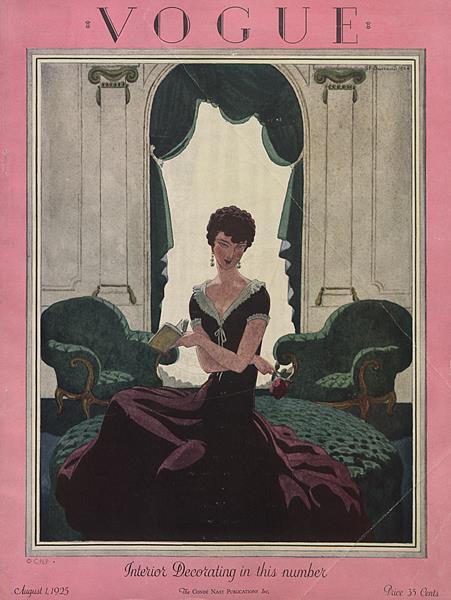 Issue: - August 1 1925 | Vogue
