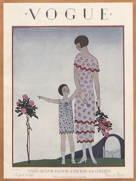 Issue: - August 15 1925 | Vogue