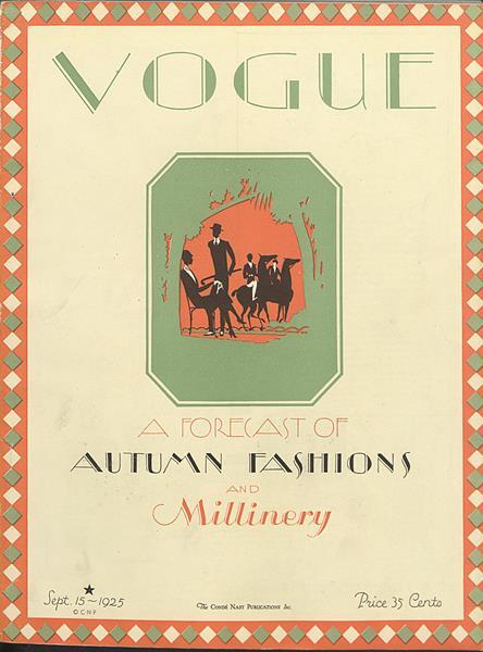 Issue: - September 15 1925 | Vogue