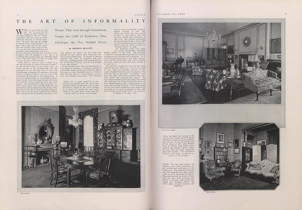 The Art of Informality