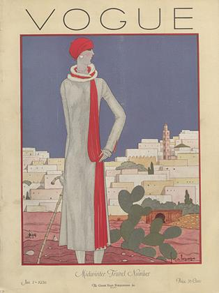 Cover for the January 1 1926 issue