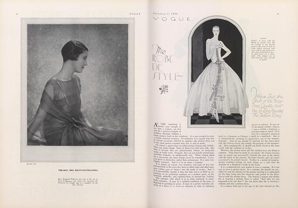 The Robe de Style