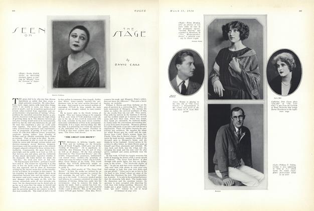 Article Preview: , March 15 1926 | Vogue