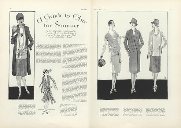 A Guide to Chic for Summer