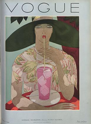 Cover for the August 1 1926 issue