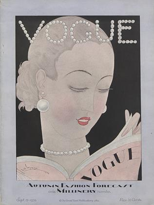 Cover for the September 15 1926 issue