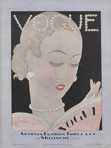 Issue: - September 15 1926 | Vogue