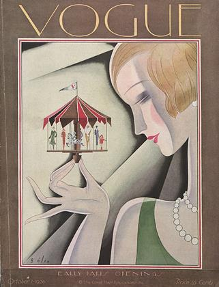 Cover for the October 1 1926 issue