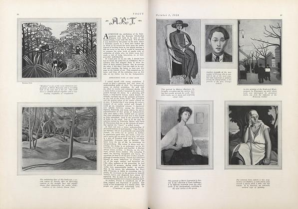 Article Preview: , October 1 1926 | Vogue