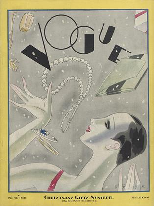 Cover for the December 1 1926 issue