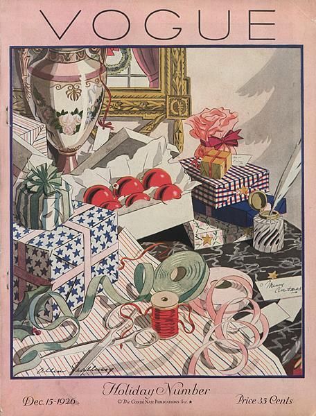 Issue: - December 15 1926 | Vogue