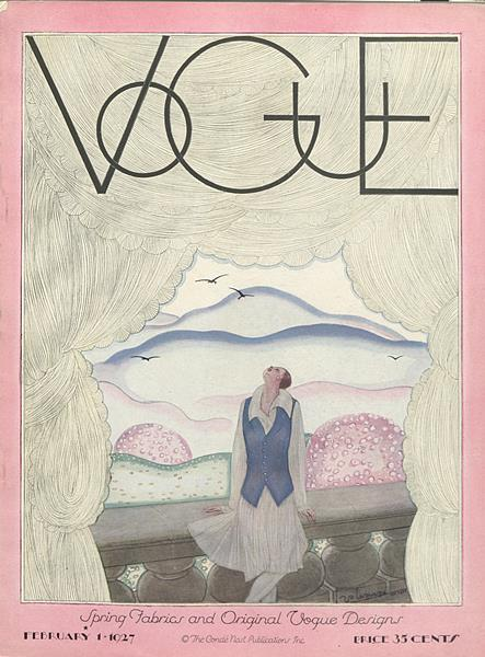 Issue: - February 1 1927 | Vogue
