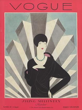 Cover for the March 1 1927 issue