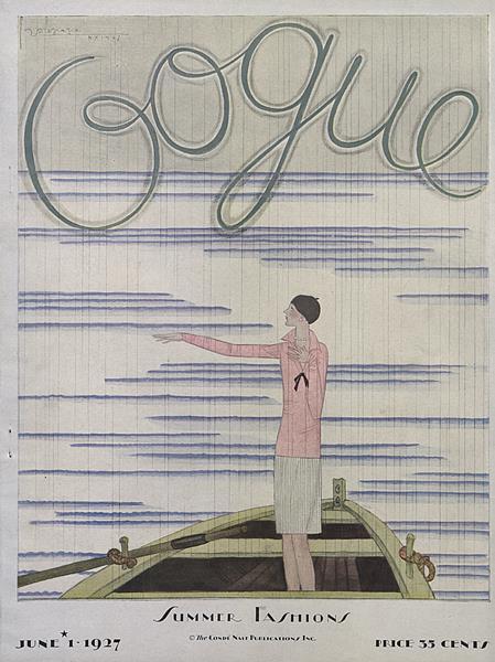 Issue: - June 1 1927   Vogue