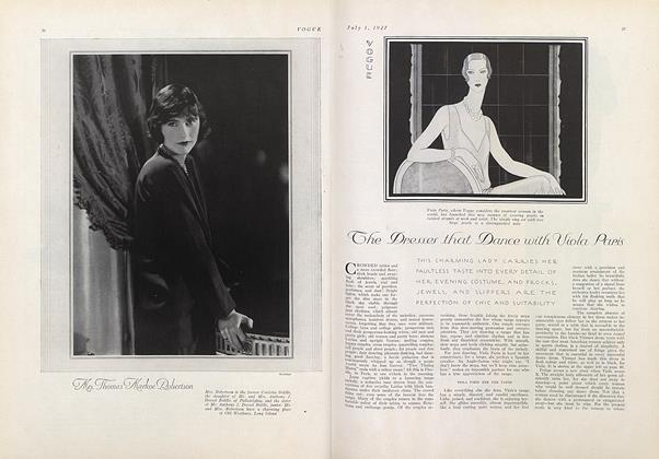 The Dresses That Dance with Viola Paris