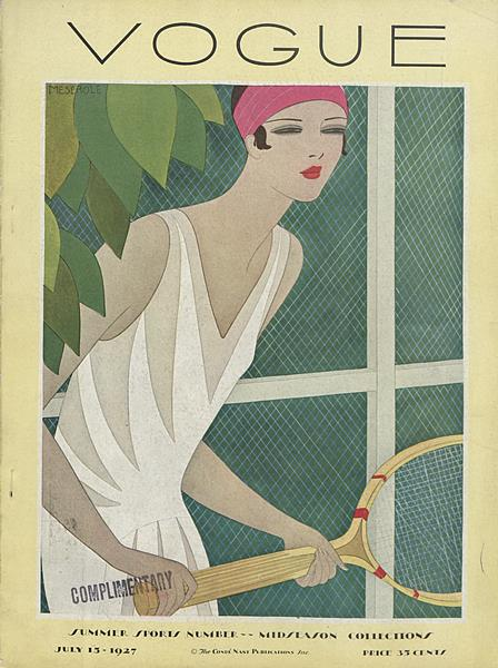 Issue: - July 15 1927 | Vogue