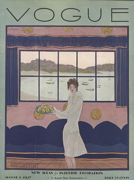 Issue: - August 1 1927 | Vogue