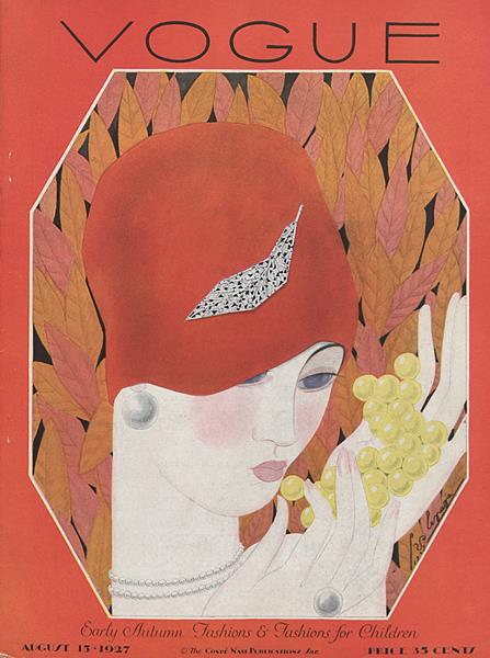 Issue: - August 15 1927 | Vogue