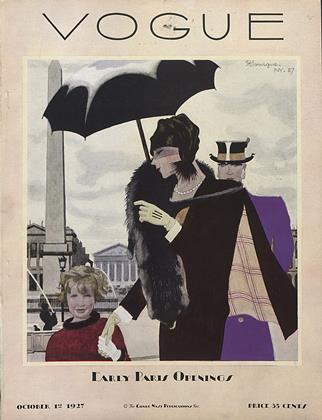 Cover for the October 1 1927 issue