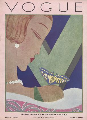 Cover for the February 1 1928 issue