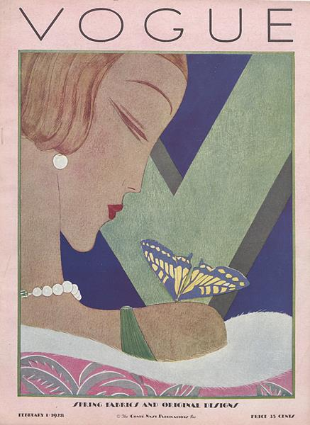 Issue: - February 1 1928 | Vogue